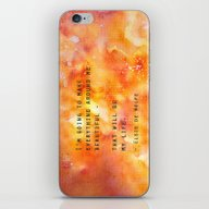 Make Everything Beautifu… iPhone & iPod Skin