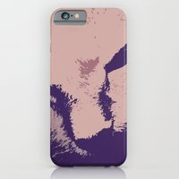 iPhone & iPod Case featuring the Cat by Li9z