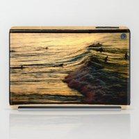 Sunset Wave iPad Case