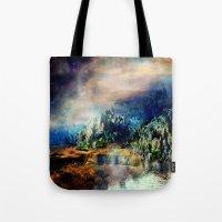Cosmic Xanadu Tote Bag