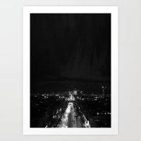 Esperantos | Paris, Fran… Art Print