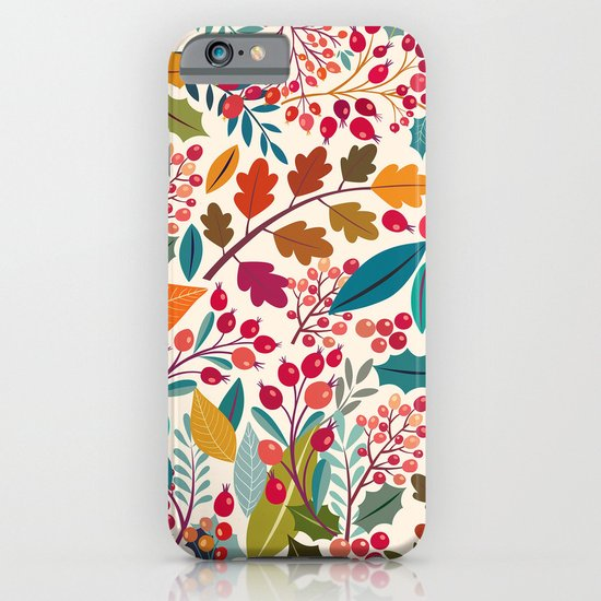 Autumn collection iPhone & iPod Case