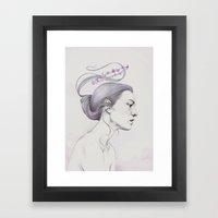 315 Framed Art Print