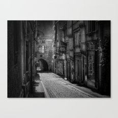 Everything's waiting for you Canvas Print