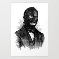 BDSM XXXIV Art Print