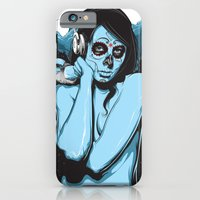 iPhone & iPod Case featuring Chicago Muerta  by Steven Luros Holliday