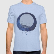 Destiny - Milkyway Mens Fitted Tee Athletic Blue SMALL