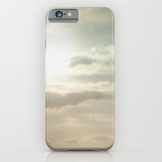 Brightly Sea iPhone & iPod Case