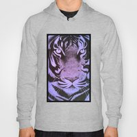 Be A Tiger (Purple) Hoody