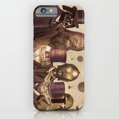 Victorian Wars (square F… iPhone 6 Slim Case