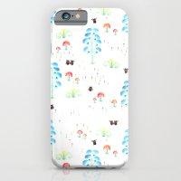 Monster Print iPhone 6 Slim Case