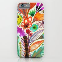 iPhone & iPod Case featuring éclosion by sylvie demers