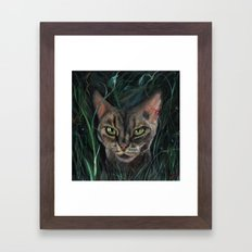 Eliza Framed Art Print