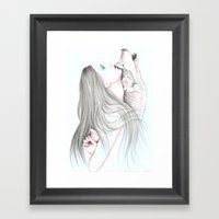 Wild Thing Framed Art Print