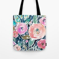 Gardens Of Capitola Wate… Tote Bag