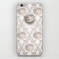 In Which The Moon Frees … iPhone & iPod Skin