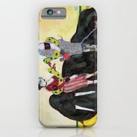 iPhone & iPod Case featuring Special Room XI by Franck Chartron
