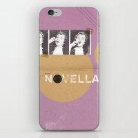Novella Series iPhone & iPod Skin