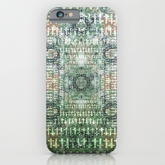 Snake Bones iPhone & iPod Case