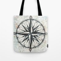 Live Travel Adventure Bl… Tote Bag