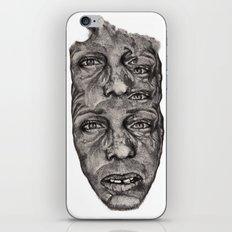 Paul iPhone & iPod Skin