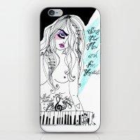 Sing To Me iPhone & iPod Skin