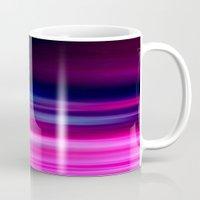 purple sunset II Mug