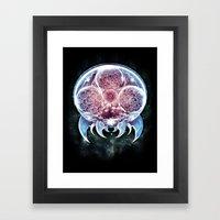 The Epic Metroid Framed Art Print