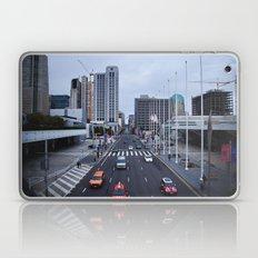Oncoming Traffic  Laptop & iPad Skin