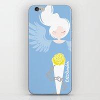 Endometriosis & Depression iPhone & iPod Skin