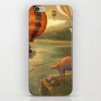 Ballooning iPhone & iPod Skin