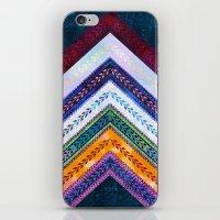 Adele Chevron {1A} iPhone & iPod Skin