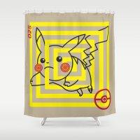 P-025 Shower Curtain