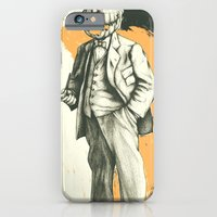 iPhone & iPod Case featuring Headless by Jeremy Stout