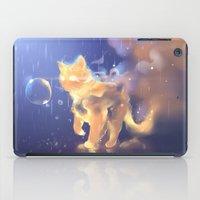 Fire Walk iPad Case