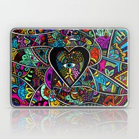 What The Heart Sees The … Laptop & iPad Skin