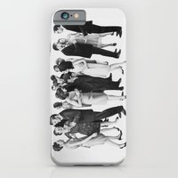 iPhone Cases featuring white people by doug smock