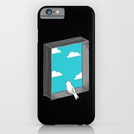 iPhone & iPod Case - Every book a window - ilovedoodle