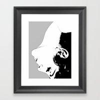 Woman #2 Framed Art Print
