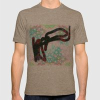 Art Star Mens Fitted Tee Tri-Coffee SMALL