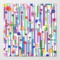 Plink (see Also Plink Ch… Canvas Print