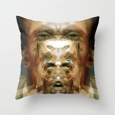 Cosby #4 Throw Pillow