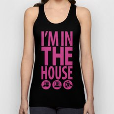 on the internet Unisex Tank Top