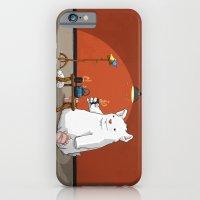 Tea for Three iPhone 6 Slim Case