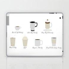 Weekly Dose of Coffee Laptop & iPad Skin