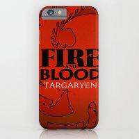 Targaryen - New Version iPhone 6 Slim Case