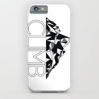 iPhone & iPod Case featuring Climb by Daniel Kim