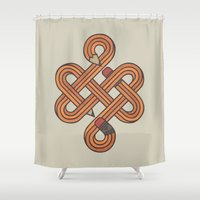 Endless Creativity Shower Curtain
