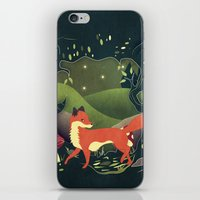 Protector Of The Innocen… iPhone & iPod Skin