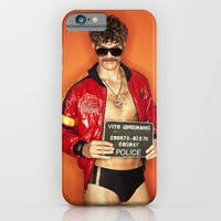 iPhone & iPod Case featuring Vito Longshanks by Rebecca Handler